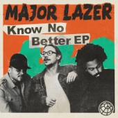 Major Lazer - Know No Better (feat. Travis Scott, Camila Cabello & Quavo) artwork