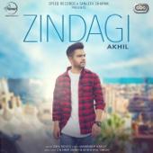 Akhil & Desi Routz - Zindagi artwork