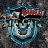 L.A. Guns - Christine artwork