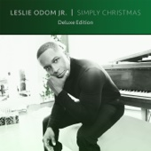 Leslie Odom, Jr. - Simply Christmas (Deluxe Edition)  artwork