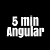 Пятиминутка Angular