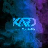 KARD - KARD 2nd Mini Album 'You & Me' - EP  artwork