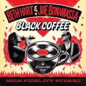 Beth Hart & Joe Bonamassa - Black Coffee  artwork