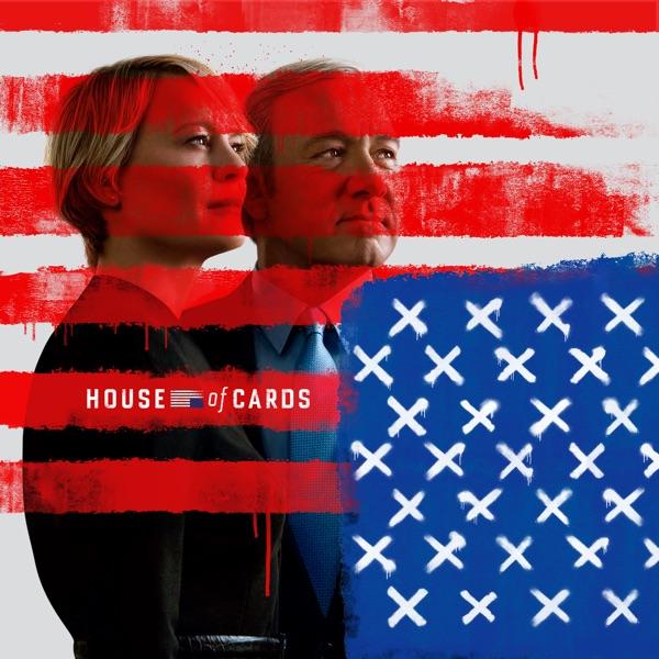 [ATV 3] Карточный домик / House of Cards / Сезон 5, Эпизод 1-13 (13) (Джеймс Фоули, Робин Райт, Джон Дэвид Коулз) [2017, США, драма, WEB-DL HD (1080p)] MVO (Amedia) + Original + Sub (rus, eng)