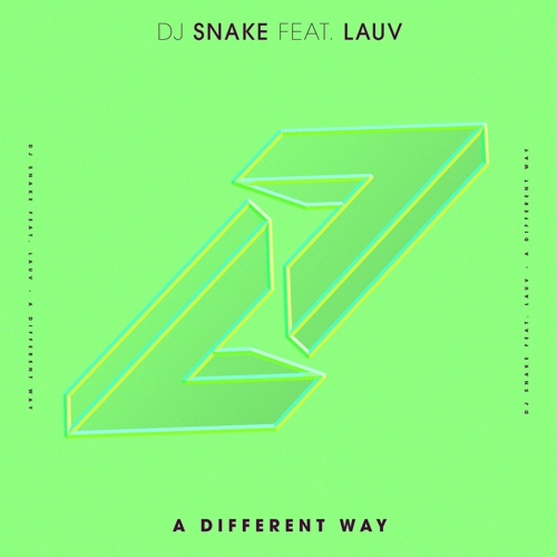 A Different Way (feat. Lauv) - DJ Snake