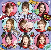 TWICE - Candy Pop artwork