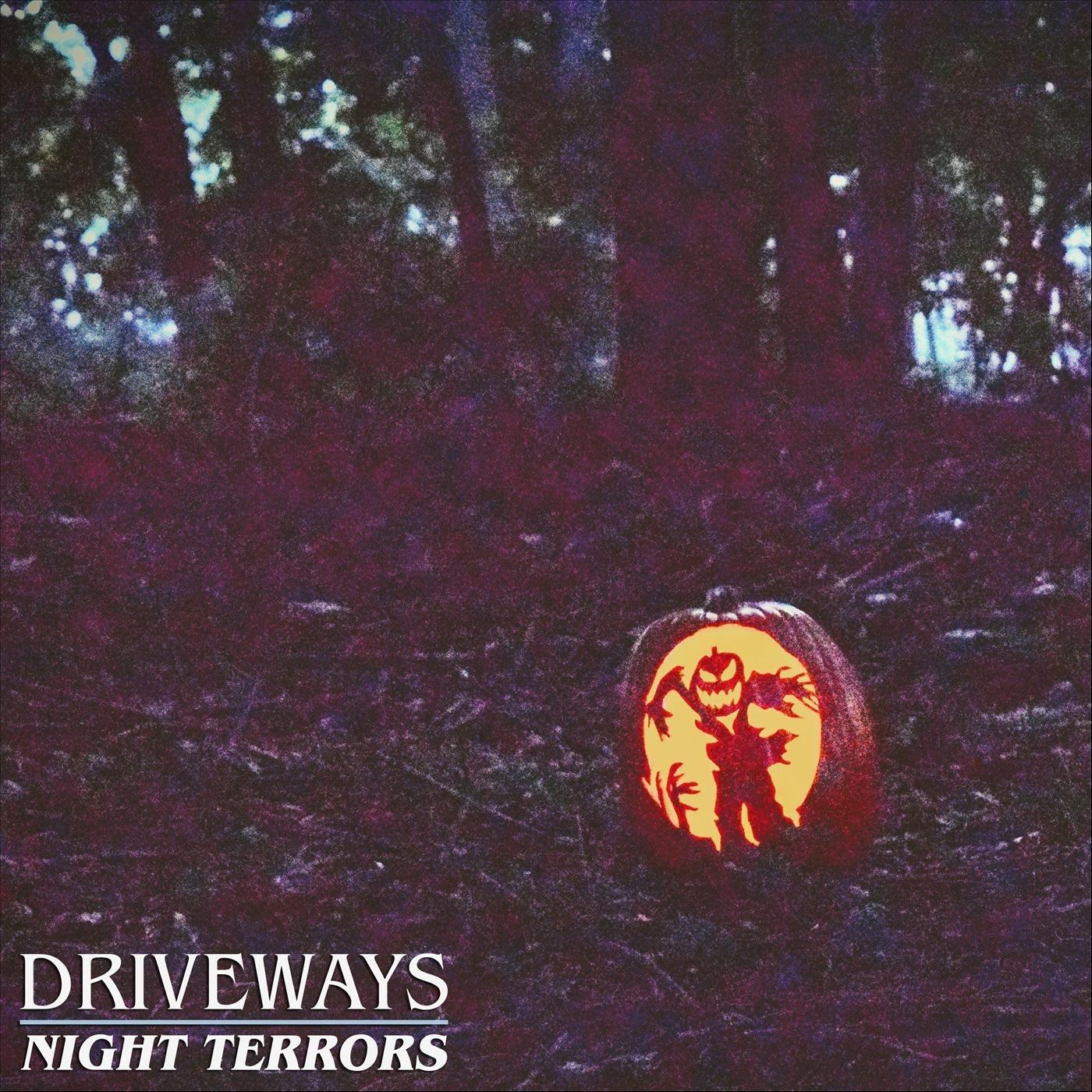 Driveways - Night Terrors (2018)