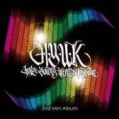 H.Y.U.K 2nd MINI ALBUM - EP