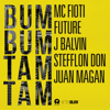 Mc Fioti, Future, J Balvin, Stefflon Don & Juan Magan - Bum Bum Tam Tam illustration