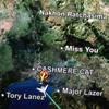 Cashmere Cat, Major Lazer & Tory Lanez - Miss You kunstwerk