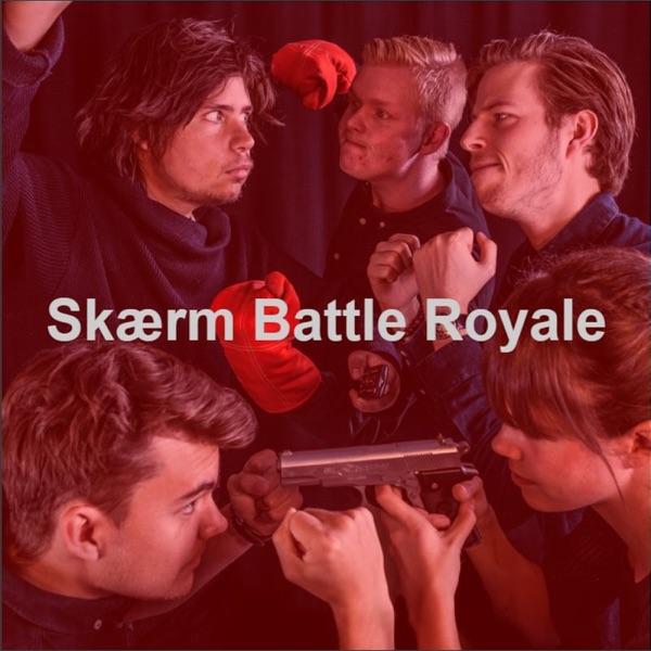 Skærm Battle Royale
