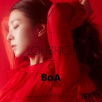 BoA - ONE SHOT, TWO SHOT - The 1st Mini Album artwork