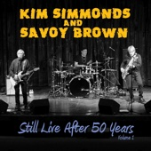 Kim Simmonds - Still Live After 50 Years Vol.1  artwork