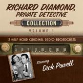 Black Eye Entertainment - Richard Diamond, Private Detective, Collection 1  artwork