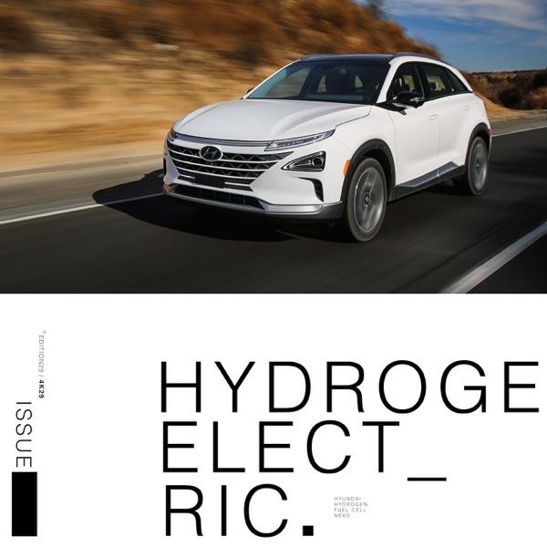 HYDROGEN ELECTRIC 4K29