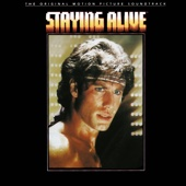 Bee Gees - Stayin' Alive artwork