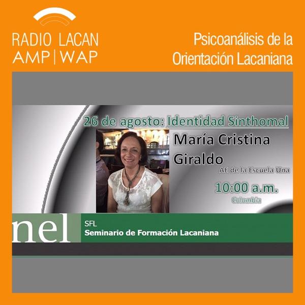 RadioLacan.com | Seminario de Formación Lacaniana de la NEL: Cuarta Conferencia: Identidad Sinthomal