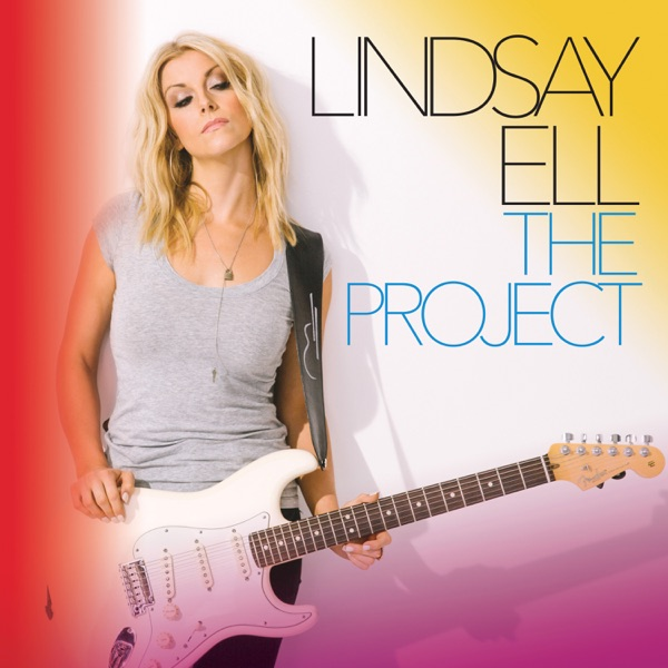 The Project Lindsay Ell CD cover