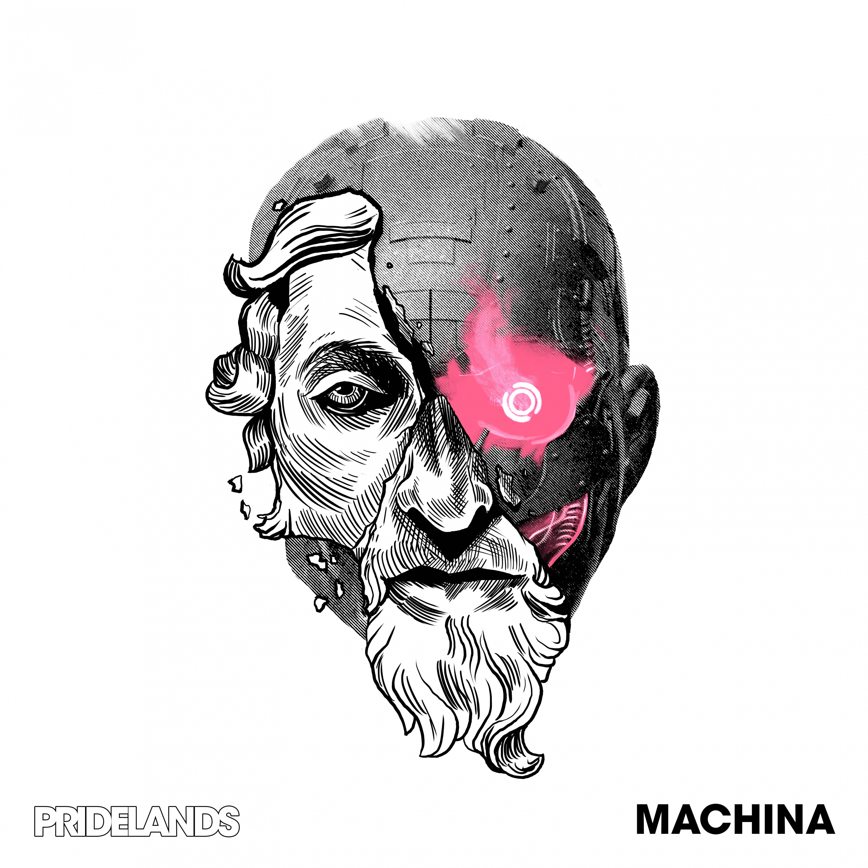 Pridelands - Machina [single] (2018)