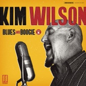 Kim Wilson - Blues and Boogie, Vol. 1  artwork