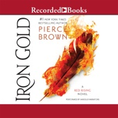 Pierce Brown - Iron Gold (Unabridged)  artwork