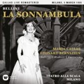 """La sonnambula, Act 2: """"Ah! non credea mirarti"""" (Amina, Elvino) [Live] - Cesare Valletti, Leonard Bernstein, Maria Callas & Orchestra Del Teatro Alla Scala Di Milan"""