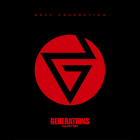 GENERATIONS from EXILE TRIBE - BEST GENERATION artwork
