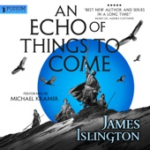 James Islington - An Echo of Things to Come: The Licanius Trilogy, Book 2 (Unabridged)  artwork