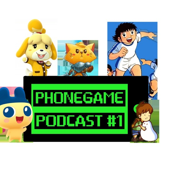 PhoneGame's Podcast