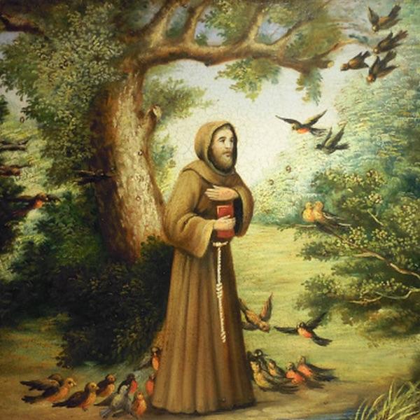 Père Marie Dominique Molinié op - Le Cantique des créatures de St François