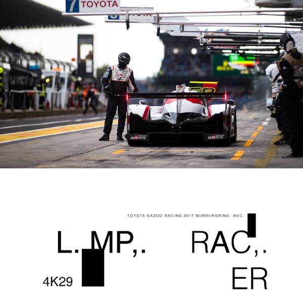 LMP RACER 4K29