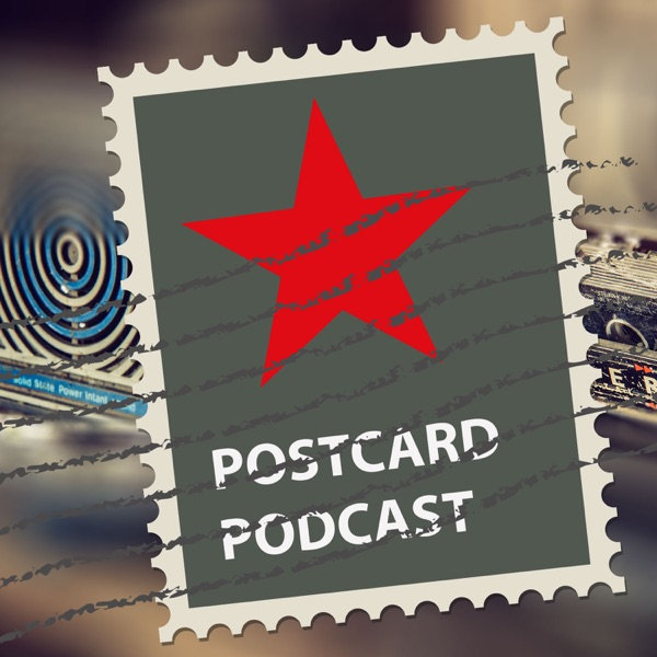 Postcard Podcast (MP3 Feed)