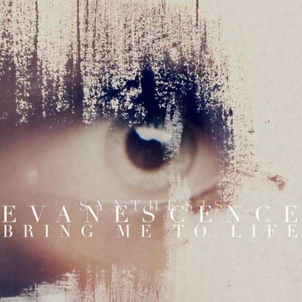 Bring Me to Life Synthesis - Single Evanescence CD cover