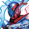 PANDORA feat.Beverly - Be The One アートワーク