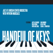 Jazz at Lincoln Center Orchestra & Wynton Marsalis - Handful of Keys  artwork