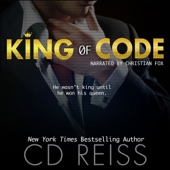 CD Reiss - King of Code (Unabridged)  artwork