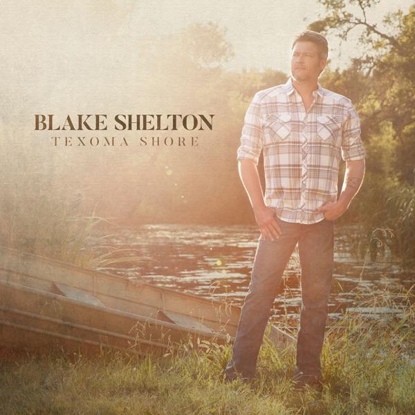 Texoma Shore Blake Shelton CD cover