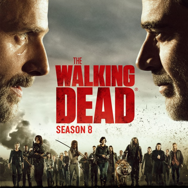 8. Staffel Walking Dead