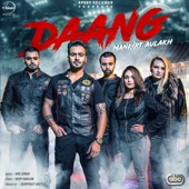 Mankirt Aulakh - Daang (with MixSingh) artwork