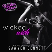 Sawyer Bennett - Wicked Wish: The Wicked Horse Vegas, Book 2 (Unabridged)  artwork