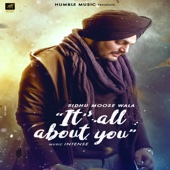 Sidhu Moose Wala - Its All About You artwork