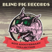 Various Artists - Blind Pig Records: 40th Anniversary Collection  artwork