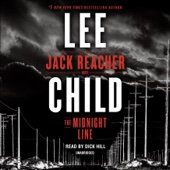 The Midnight Line: A Jack Reacher Novel (Unabridged) - Lee Child Cover Art