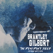 The Devil Don't Sleep (Deluxe) - Brantley Gilbert Cover Art
