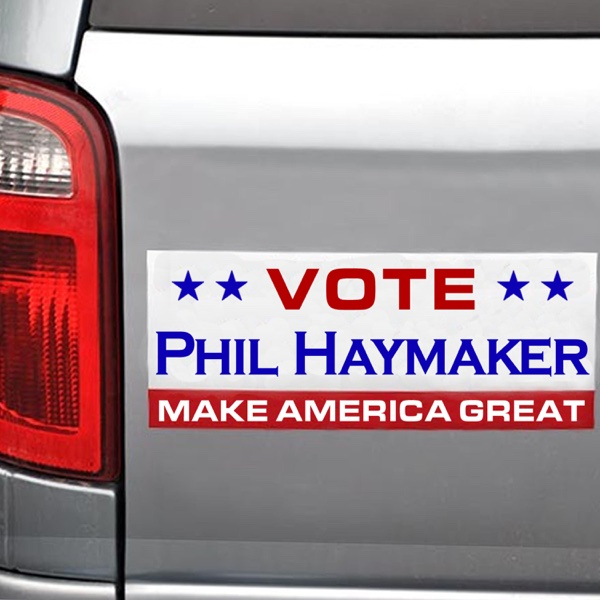 Make America Great - Single | Phil Haymaker