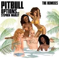 Pitbull - Options (feat. Stephen Marley) [James Hype Remix]