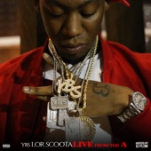 From the a (Live) - Lor Scoota Cover Art
