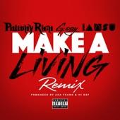 Make a Living (feat. G-Eazy & Iamsu!) [Remix] - Single