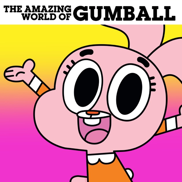 die fantastische welt von gumball staffel 3 in itunes. Black Bedroom Furniture Sets. Home Design Ideas