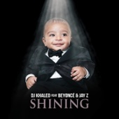 Shining (feat. Beyoncé & JAY Z) - DJ Khaled Cover Art